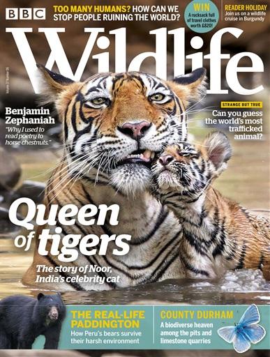 BBC Wild life – May 2019
