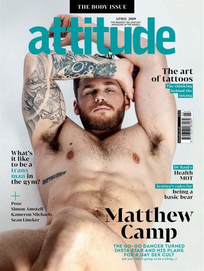 Attitude – April 2019