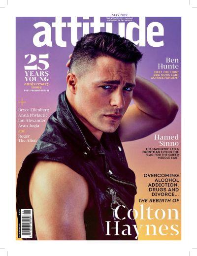 Attitude – May 2019