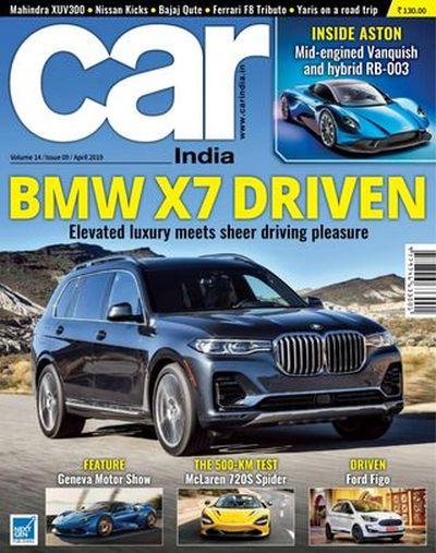 Car India – April 2019