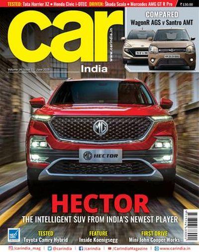Car India – June 2019