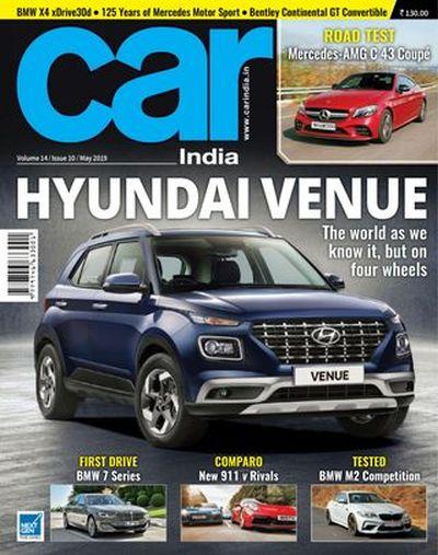 Car India – May 2019