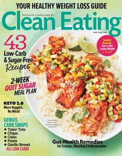 Clean Eating – May/June 2019