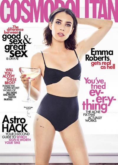 Cosmopolitan USA – June 2019