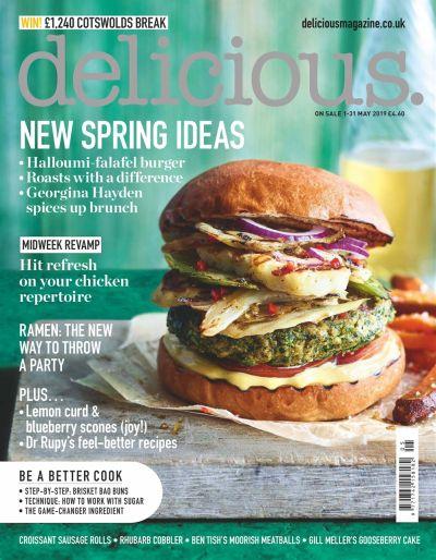 Delicious UK – May 2019
