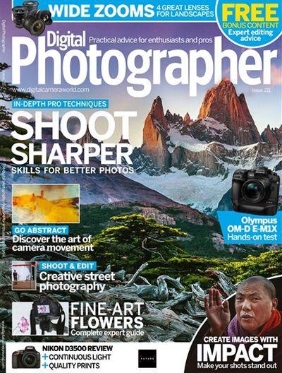 Digital Photographer – April 2019