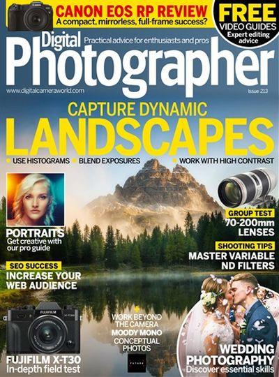 Digital Photographer – June 2019