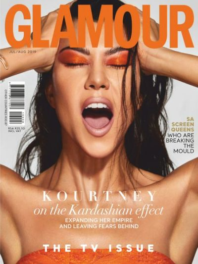 Glamour South Africa – July / August 2019