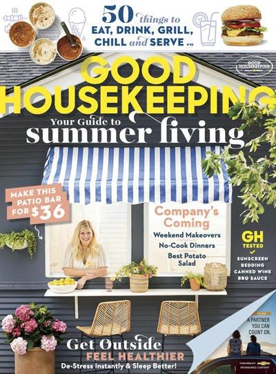 Good Housekeeping USA- June 2019