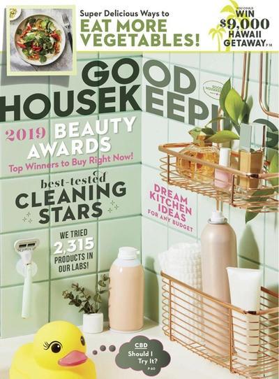 Good Housekeeping USA- May 2019