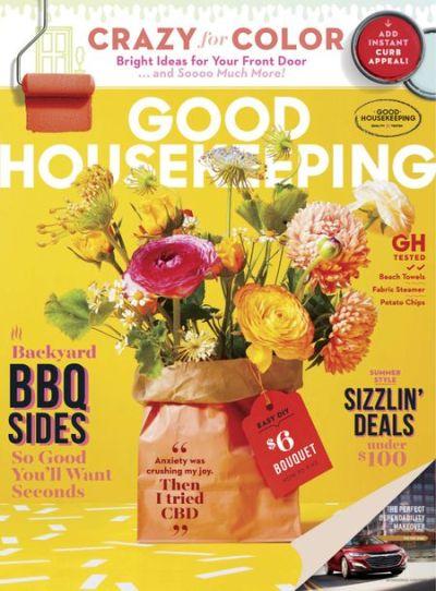 Good Housekeeping USA – July 2019