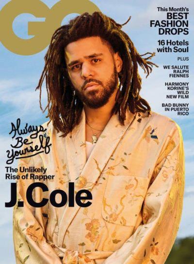 GQ USA – April 2019