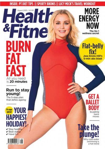 Health & Fitness UK – August 2019