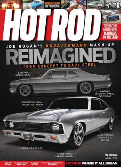 Hot Rod – April 2019