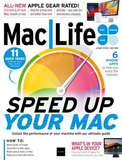Mac Life UK – June 2019