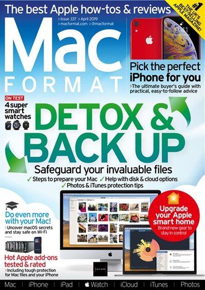 MacFormat UK – April 2019
