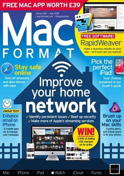 MacFormat UK – July 2019