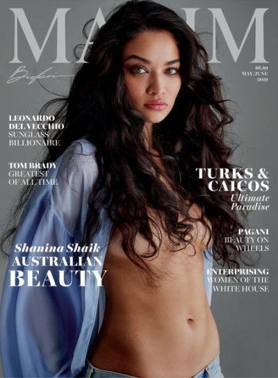 Maxim USA – May / June 2019