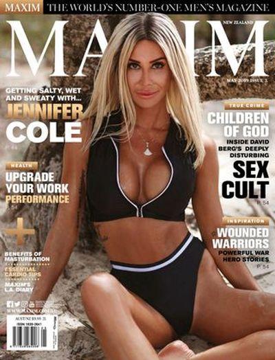 Maxim New Zealand – May 2019
