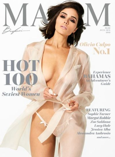 Maxim USA – July / August 2019