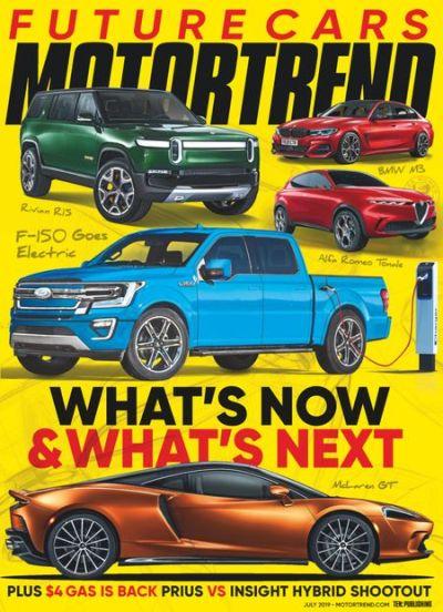 Motor Trend – July 2019