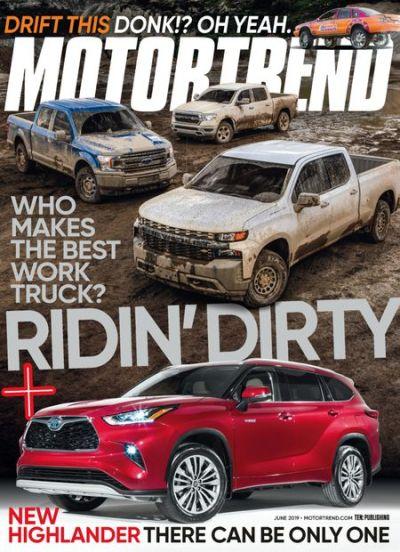 Motor Trend – June 2019