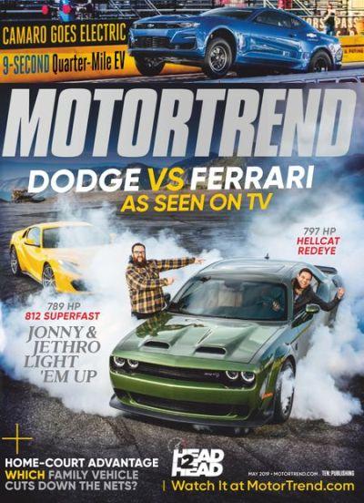 Motor Trend – May 2019