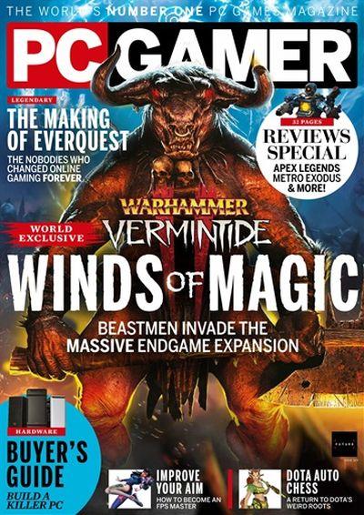PC Gamer UK – April 2019