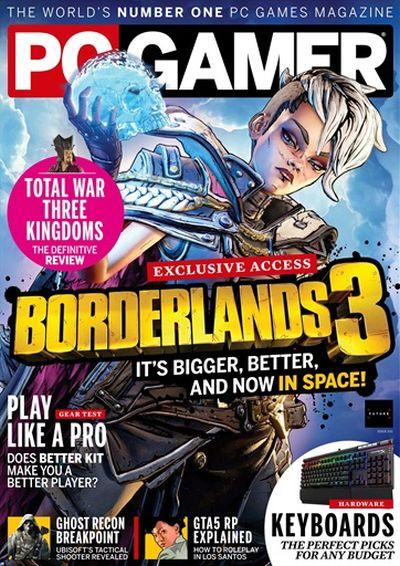 PC Gamer UK – July 2019