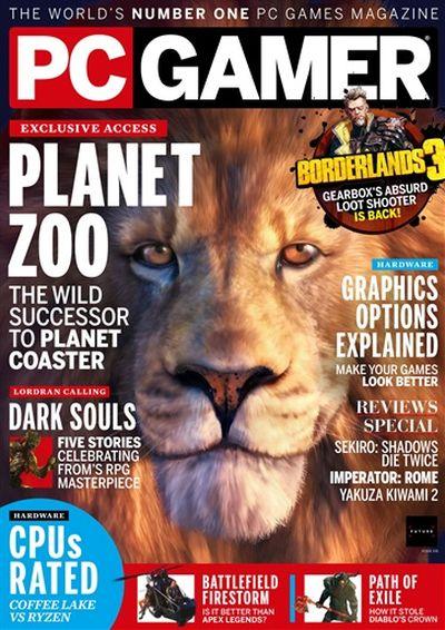PC Gamer UK – June 2019