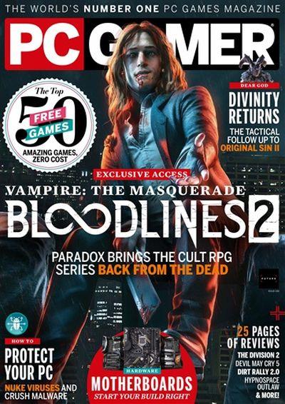 PC Gamer UK – May 2019