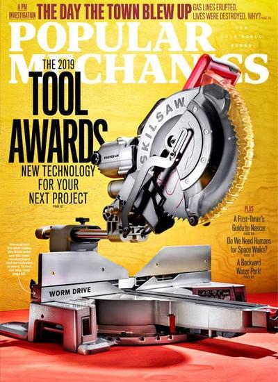 Popular Mechanics USA – June 2019