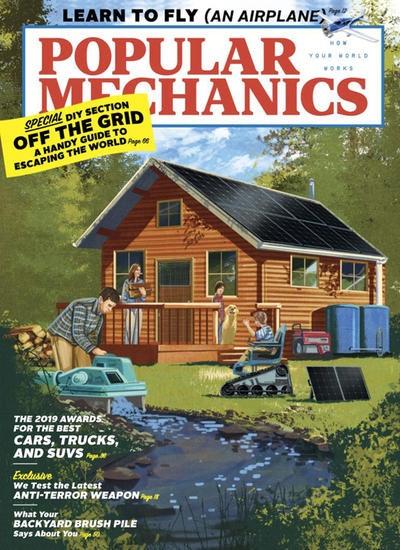 Popular Mechanics USA – May 2019