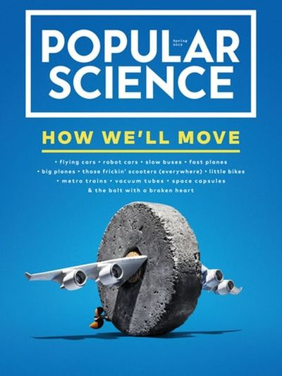 Popular Science USA – Spring 2019