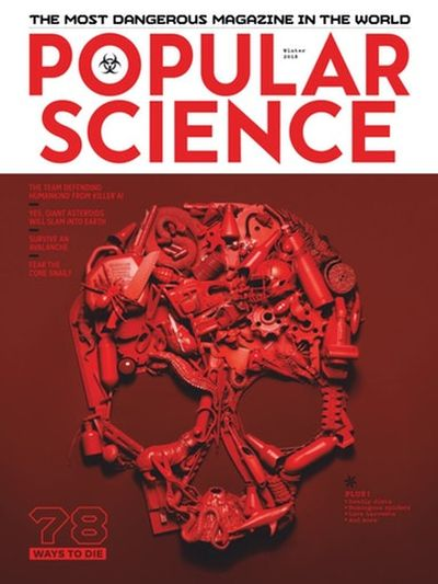 Popular Science USA – Winter 2018