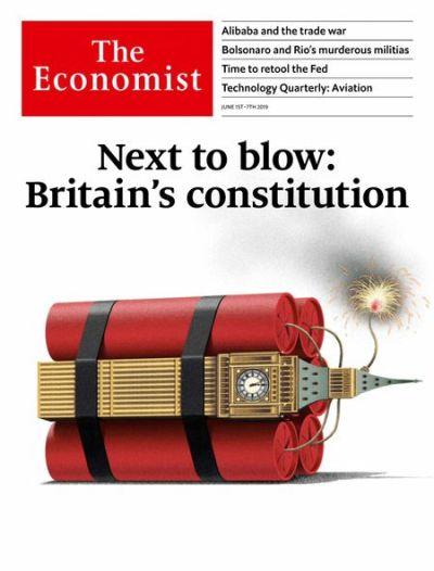 The Economist USA – June 01 , 2019