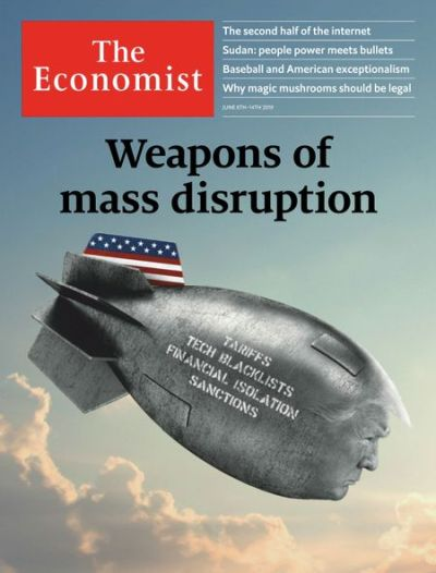 The Economist USA – June 08 , 2019