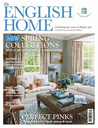 The English Home – April 2019