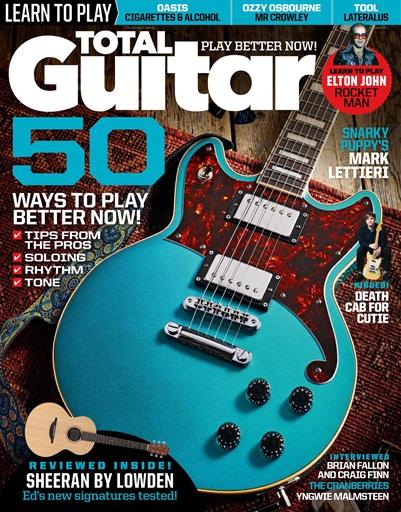 Total Guitar – June 2019