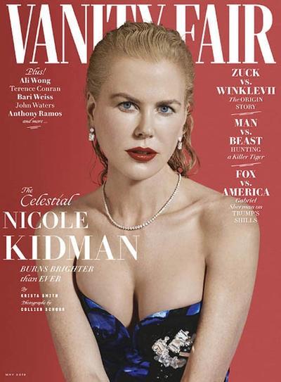 Vanity Fair USA – May 2019