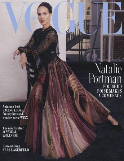 Vogue Australia – April 2019