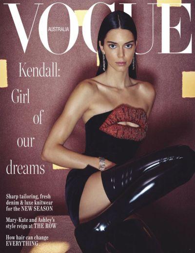 Vogue Australia – June 2019