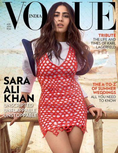 Vogue India – April 2019