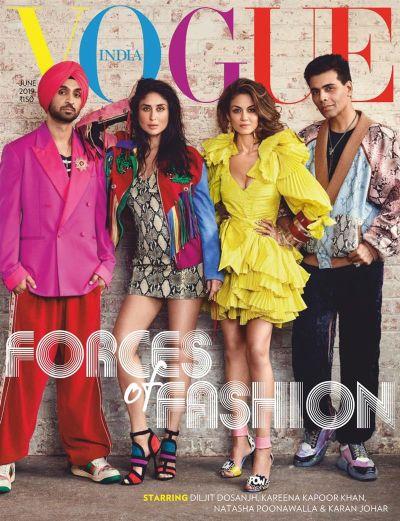 Vogue India – June 2019