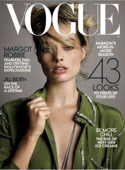 Vogue USA – July 2019