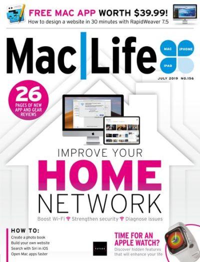 Mac Life UK – July 2019