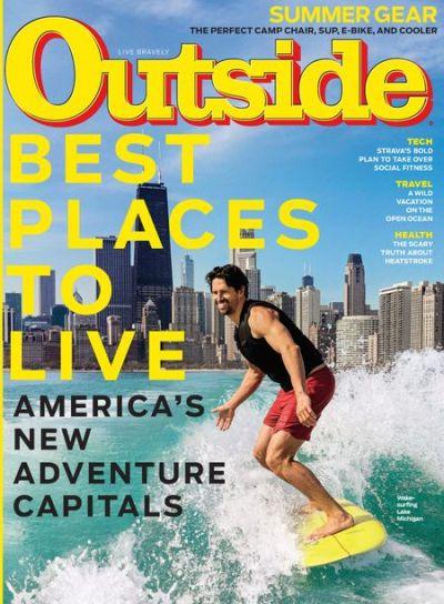 Outside USA – July 2019