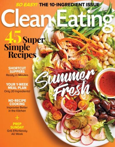 Clean Eating – July / August 2019