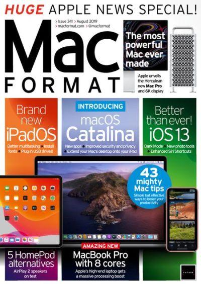 MacFormat UK – August 2019