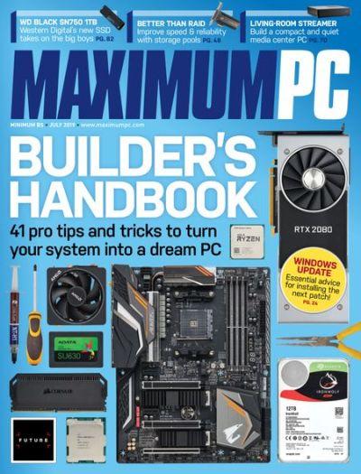 Maximum PC – July 2019